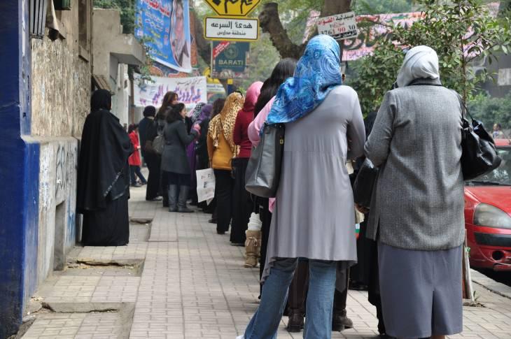 Après le printemps, l'« l'hiver » des femmes arabes ?