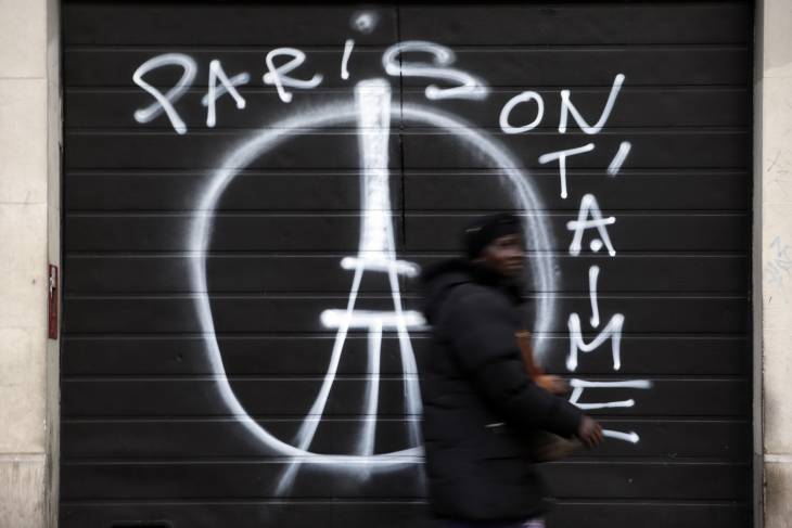 Retour sur la semaine : Paris, EI, Bujumbura