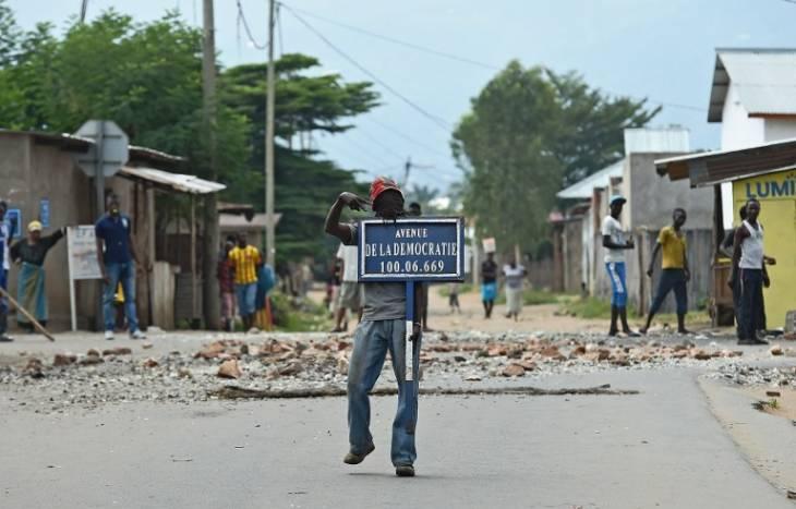 """Burundi : """"le danger de guerre civile"""""""