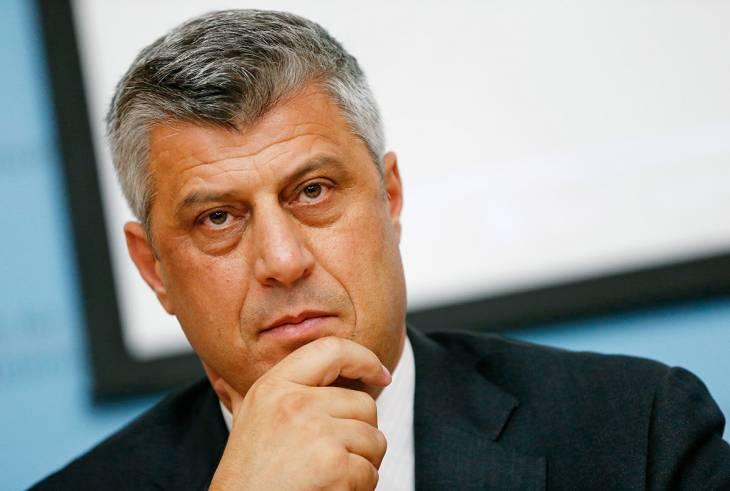 Le président du Kosovo accusé de crimes contre l'humanité