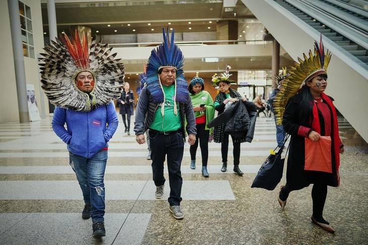 Impunis au Brésil, les crimes contre les autochtones échoient à la CPI