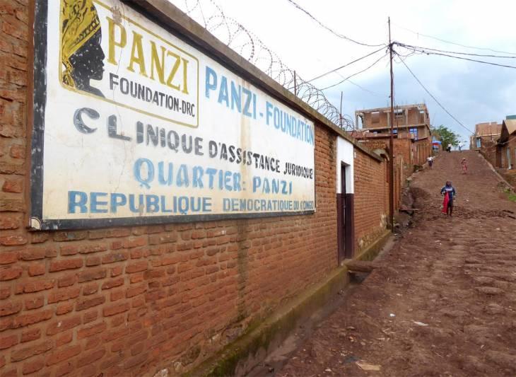 Dans le Congo de Docteur Justice