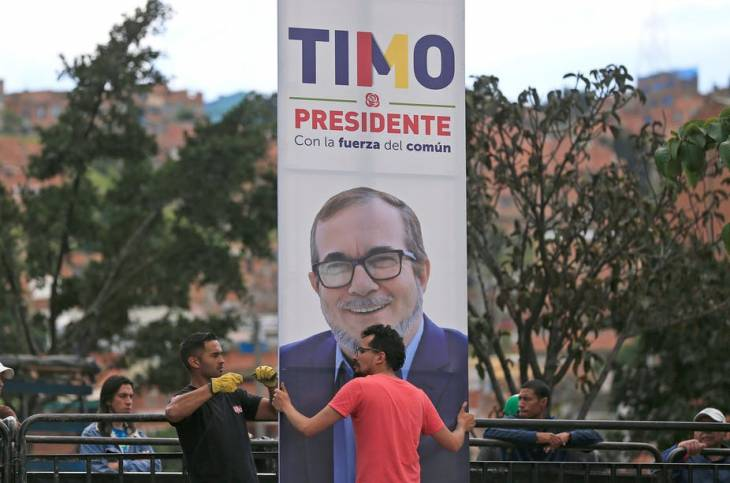 In Colombia, FARC leader ends presidential bid, giving transitional justice a chance
