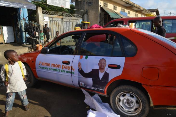 SHADOW OF GBAGBO OVER CÔTE D'IVOIRE ELECTIONS