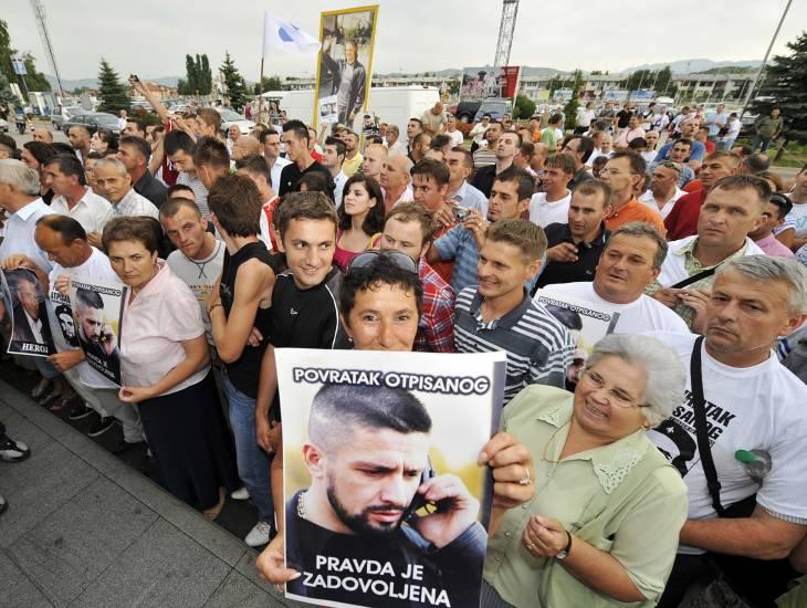 Bosnie, portrait du chef de guerre arrêté en Suisse