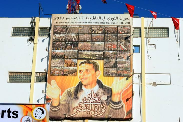 La révolution s'est arrêtée à Sidi Bouzid