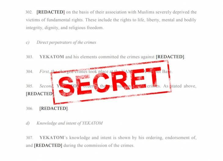 RCA-II : Secret story à la CPI, deuxième saison