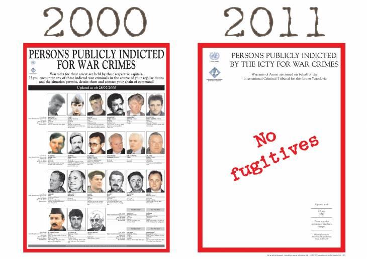 la semaine de la justice transitionnelle : l'exception Seselj