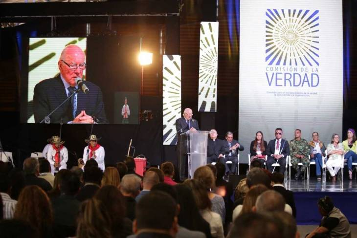Why Colombia's TRC lacks business support