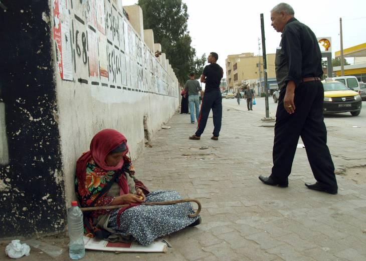 "Tunisie : Kasserine une région ""victime"""
