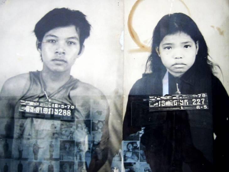 Cambodge : les procès des khmers rouges en procès