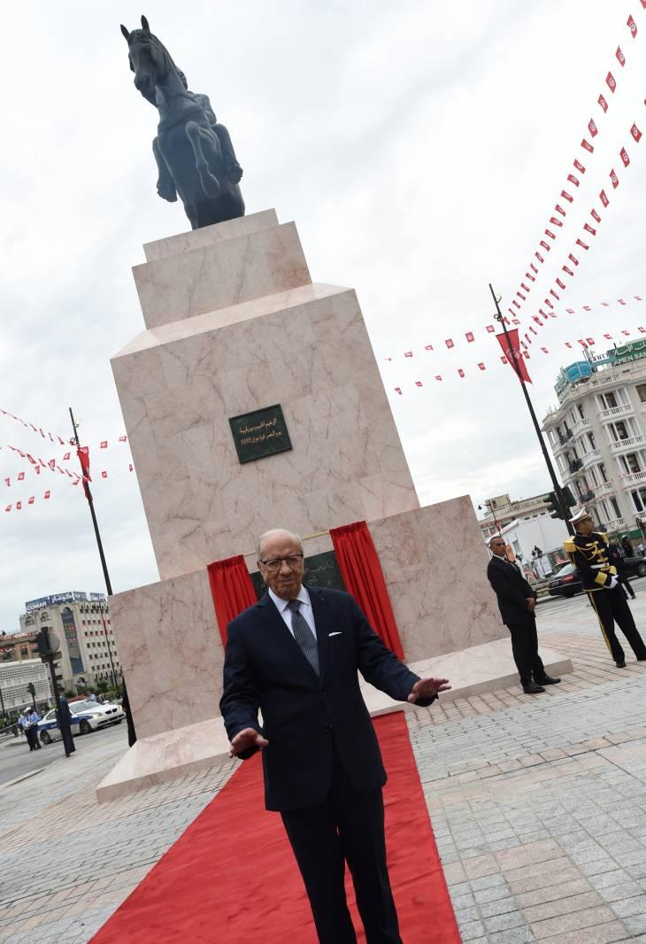 Le Président demande l'égalité absolue entre Tunisiennes et Tunisiens