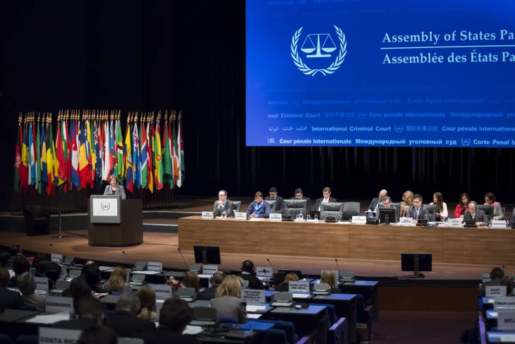 Plus de 15 ans après le Traité de Rome, l' « agression » fait toujours débat