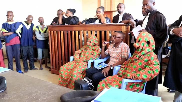 Au Congo, braver la peur pour réclamer justice et réparation