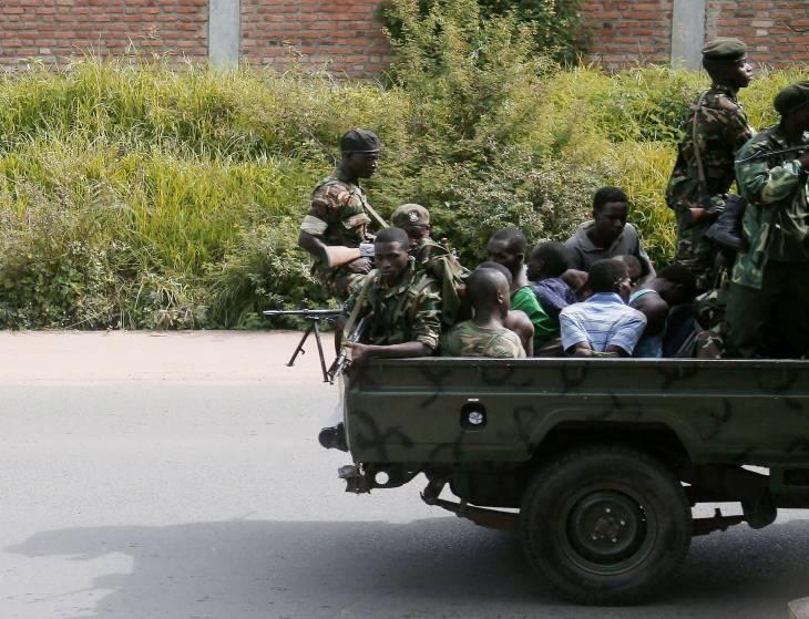 Le Burundi « au bord d'une guerre civile »