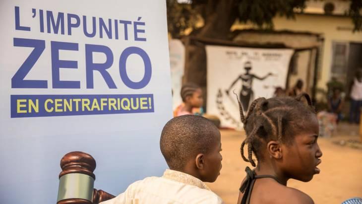 Centrafrique : la Cour spéciale face à une paix qui l'ignore