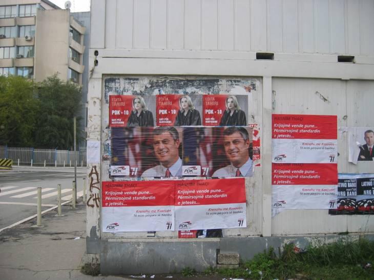 Kosovo: une Commission vérité alors que le probable PM est accusé de crimes de guerre
