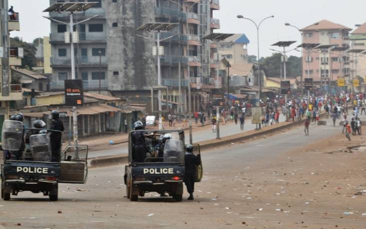 Guinée: Une mission de la CPI témoin des violences post-électorales