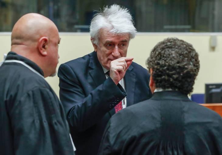 Génocide: la défense de Karadzic demande l'acquittement en appel