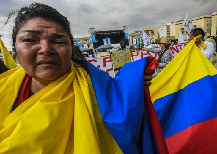 Colombia to set up special war crimes courts