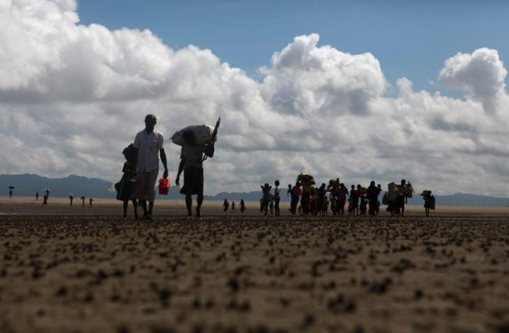 NGOs denounce 'crimes against humanity' in Myanmar