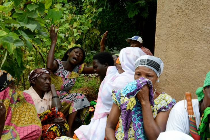 Week in Review: Transitional justice challenges in Burundi, Myanmar and Mali