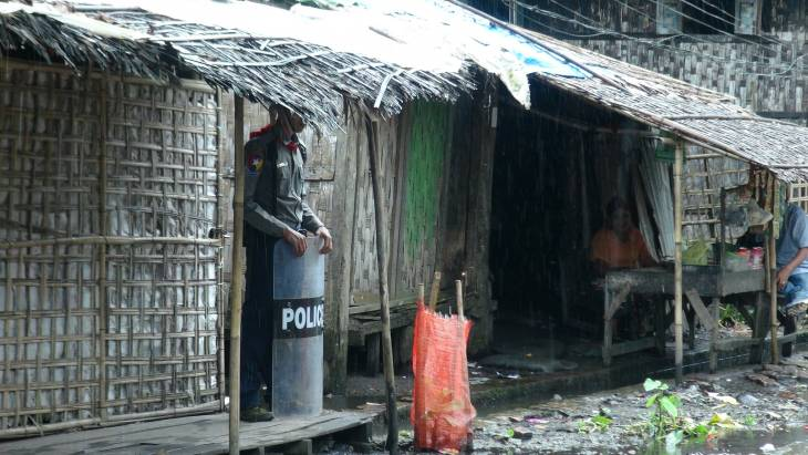 UN rights council names team to probe Myanmar abuses