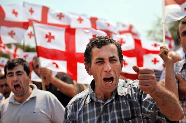Les Géorgiens veulent des réponses de la CPI