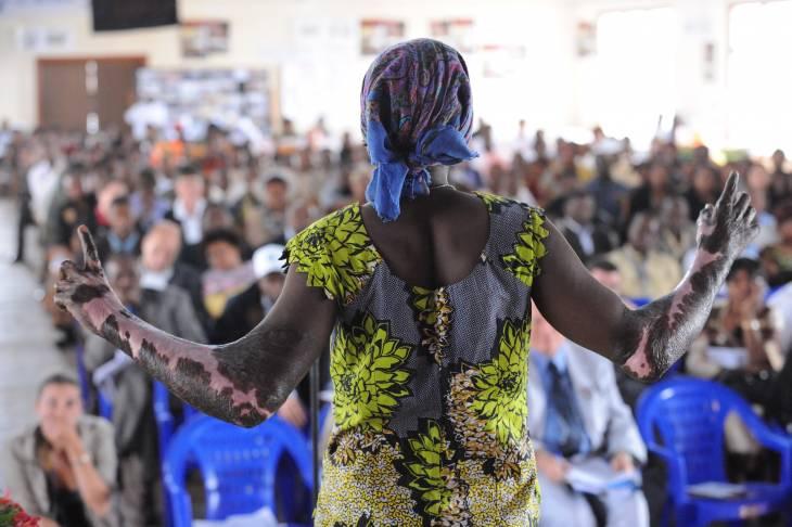 Génocide au Rwanda : la « vie sans vie » des enfants des viols et de leurs mères