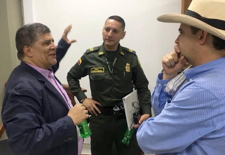 Colombie : ils étaient ennemis, ils font la loi ensemble
