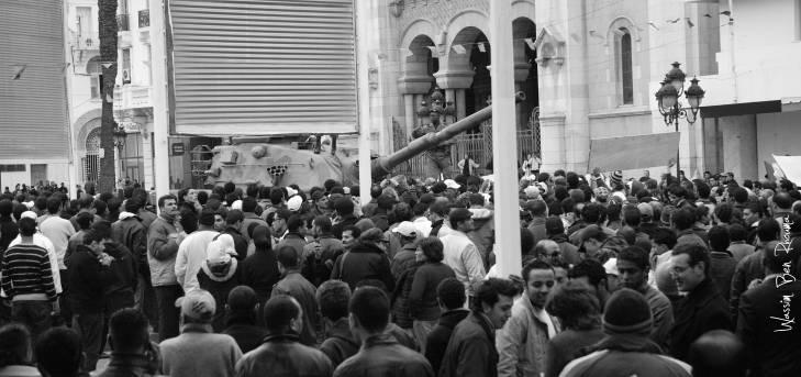 Tunisie : retour sur le rôle de l'armée en janvier 2011