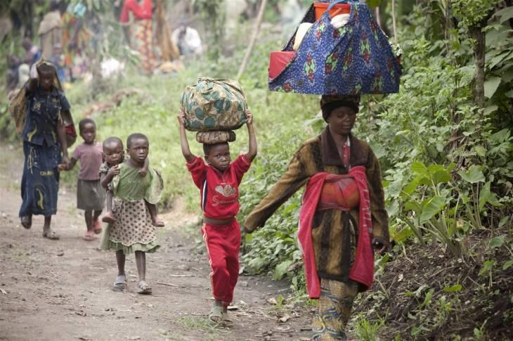 RDC : nouvel appel à l'arrestation du général Sylvestre Mudacumura