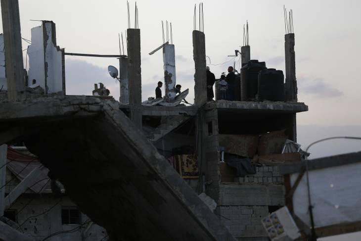 La très prudente visite  de la CPI en Israël