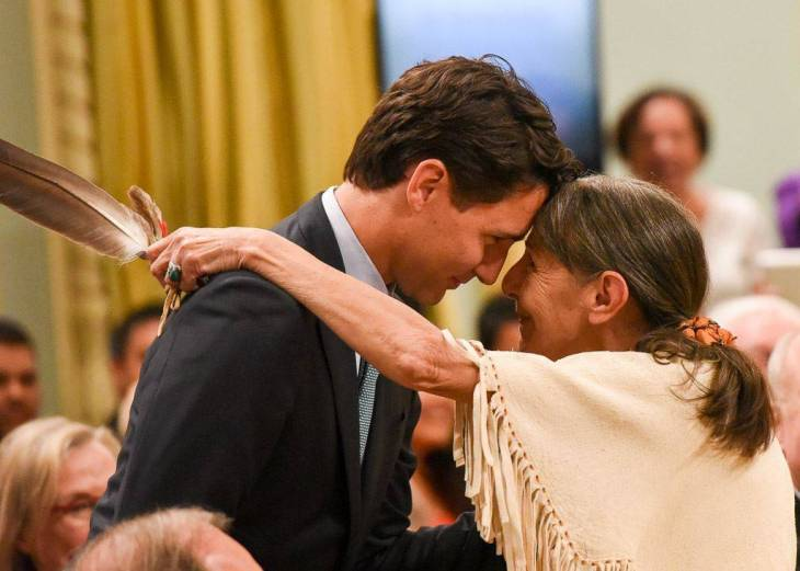 Nation-to-Nation Reconciliation in Canada
