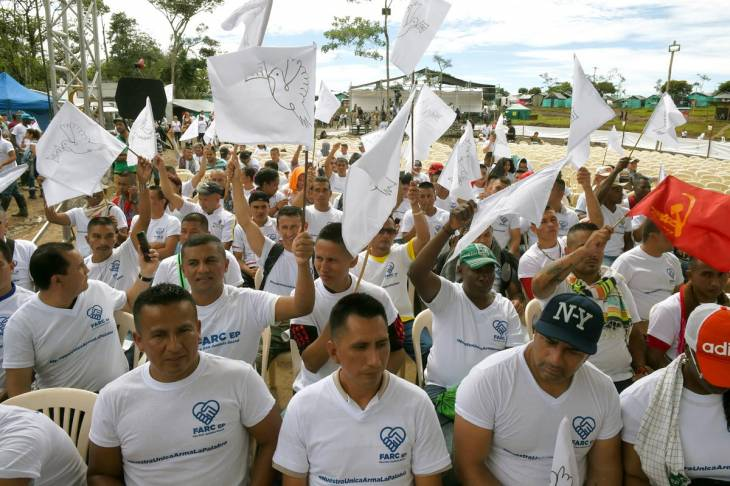 Reparative justice in Colombia: a role for armed non-state actors?