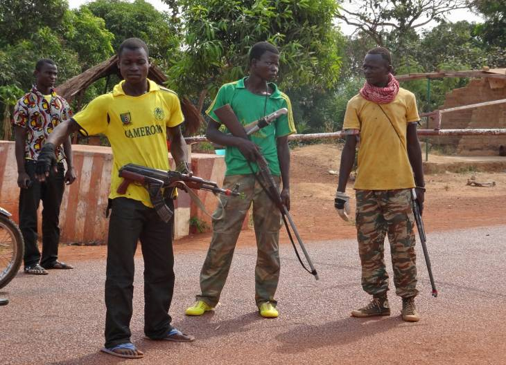 La Centrafrique « ne présente pas d'intérêt fort pour les acteurs extérieurs »