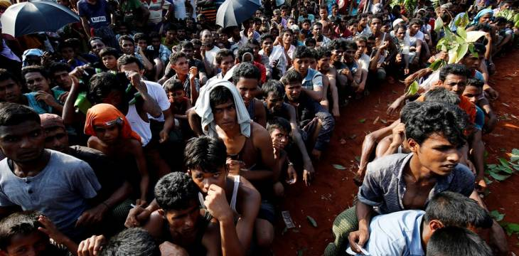 The persecution of Myanmar's Rohingya goes back to independence