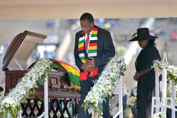 Zimbabwe: Mugabe is buried, not the past