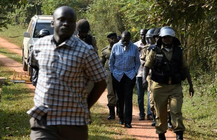 Ouganda : Museveni réélu, son principal opposant harcelé par le pouvoir