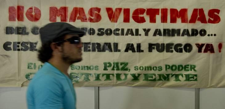 Colombie : « Remplacer les armes par des idées »