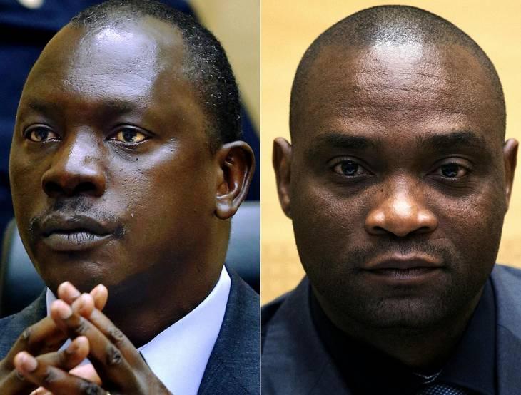 DRC: Lubanga and Katanga freed for peace in Ituri