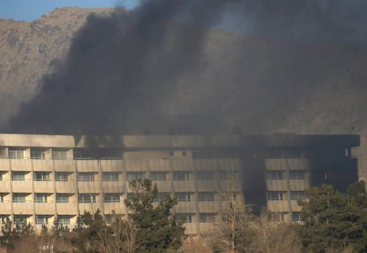 """Kabul Hotel Attack a """"War Crime"""", says HRW"""