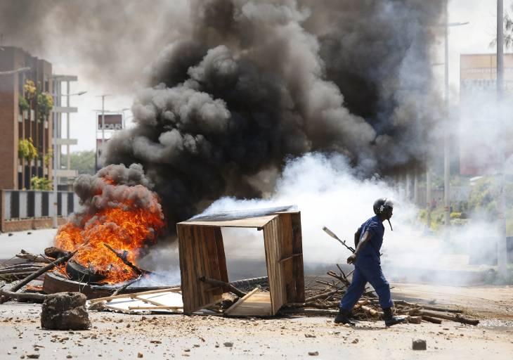 Burundi : le parti présidentiel remporte largement des législatives  boycottées par l'opposition