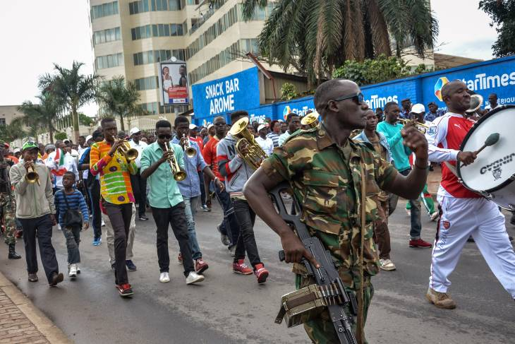 Burundi and ICC: Chronicle of a divorce foretold