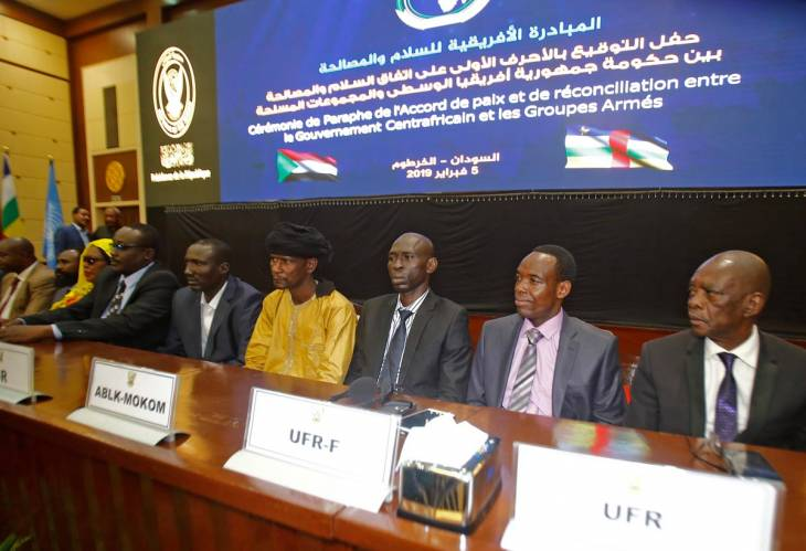 Centrafrique : « Une paix à l'avantage du gouvernement et non de la justice »