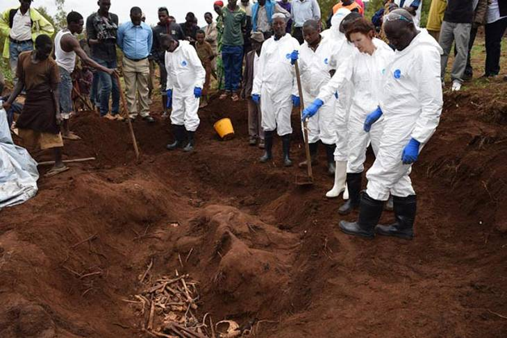 Burundi : la commission des vérités divisées