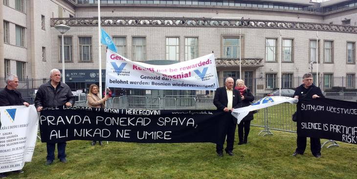 La question du génocide au coeur du jugement de Karadzic