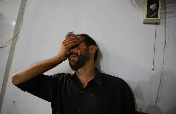 """Syrie: Amnesty accuse le régime de """"crimes de guerre"""""""