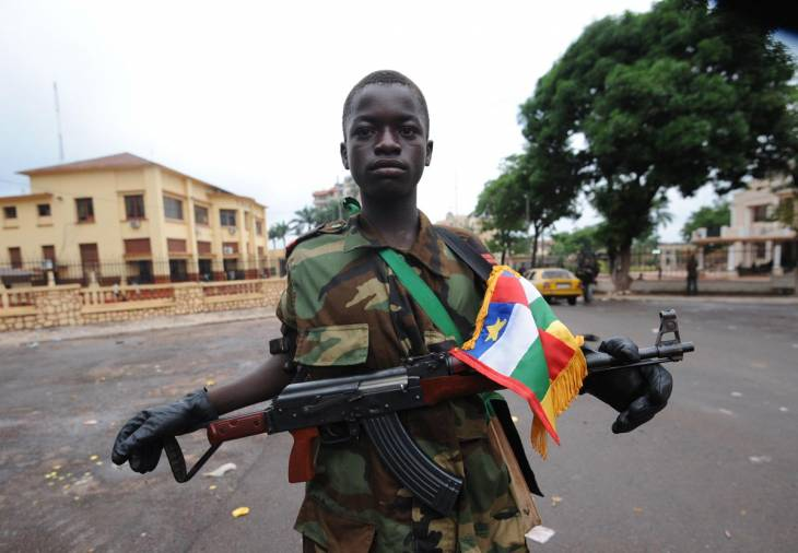 CAR Special Court will not prosecute child soldiers