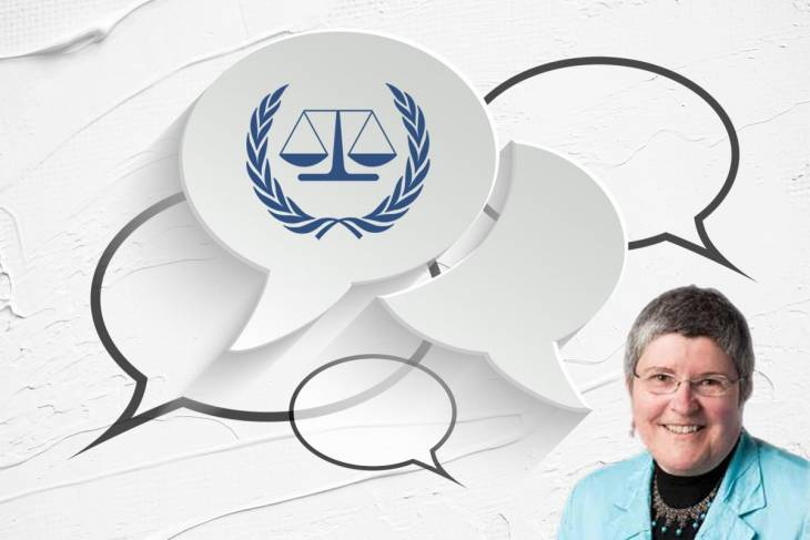 """The next ICC prosecutor: States """"wanted something new"""""""